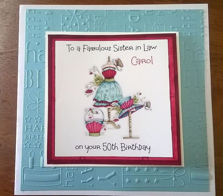 125 best Handmade Personalised Cards images – Mum 65th Birthday Card