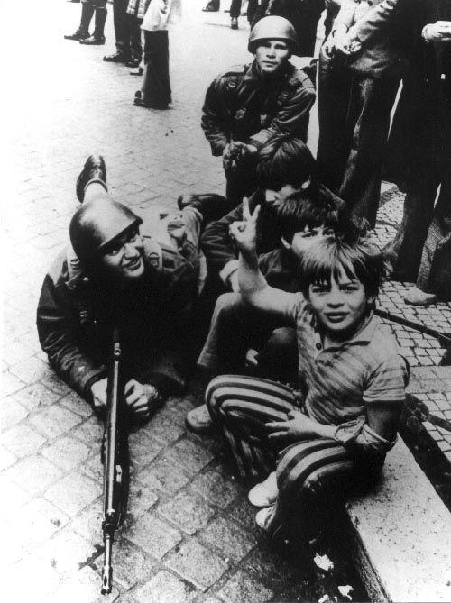 Portugal. 25 de abril de 1974.