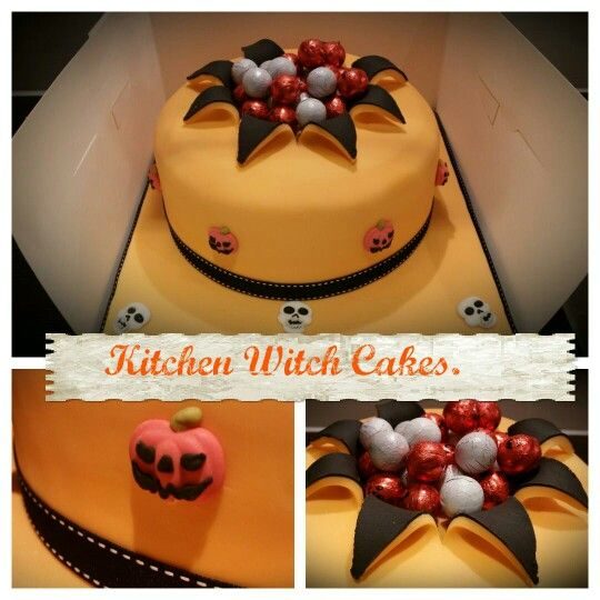 31 best My own...Kitchen Witch Cakes images on Pinterest | Kitchen ...