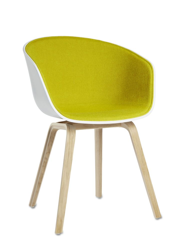 Hay chair, polycarb exterior, felt liner, Model # AAC22_20,  front uph_20Hallingdal