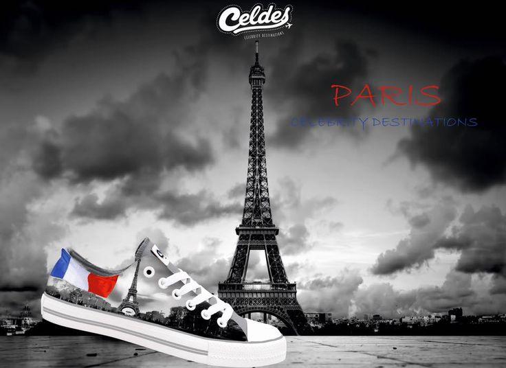 Paris is always a good idea!   Explore it at: http://celdes.com/all/129-the-eiffel-tower-french-flag.html #exploreceldes #exploretheworld #paris