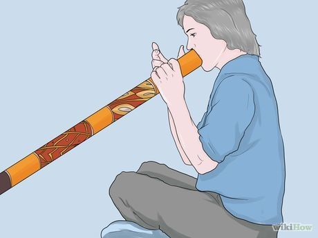 Play the Didgeridoo