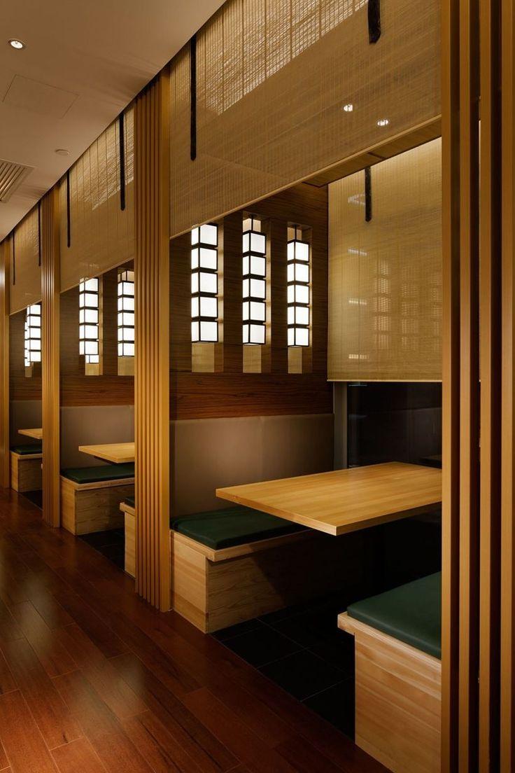 Ресторан Saboten в Пекине от студии Doyle Collection