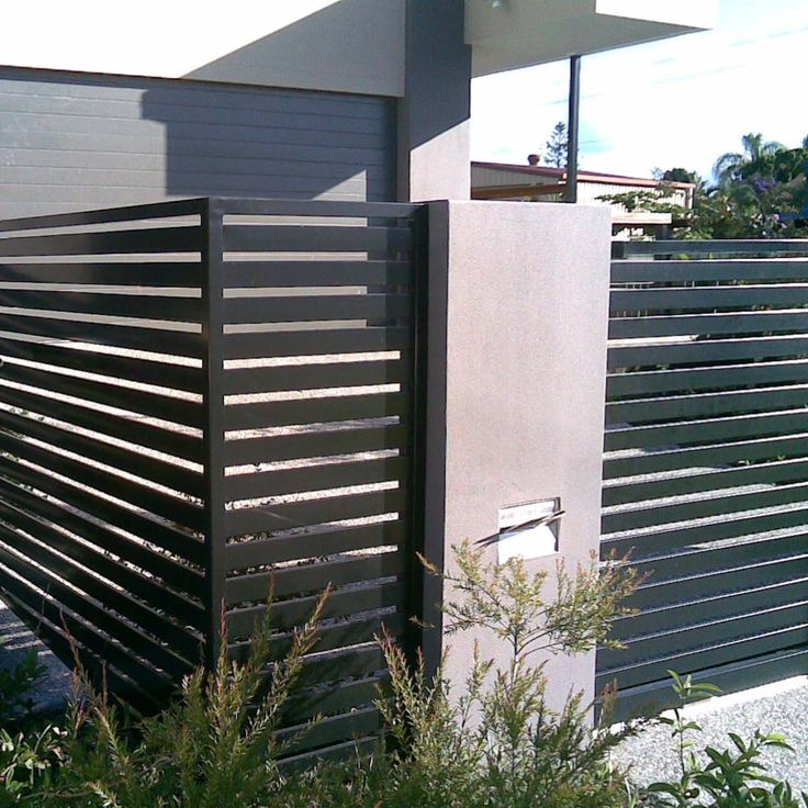 10 Modern Yard Fencing Ideas
