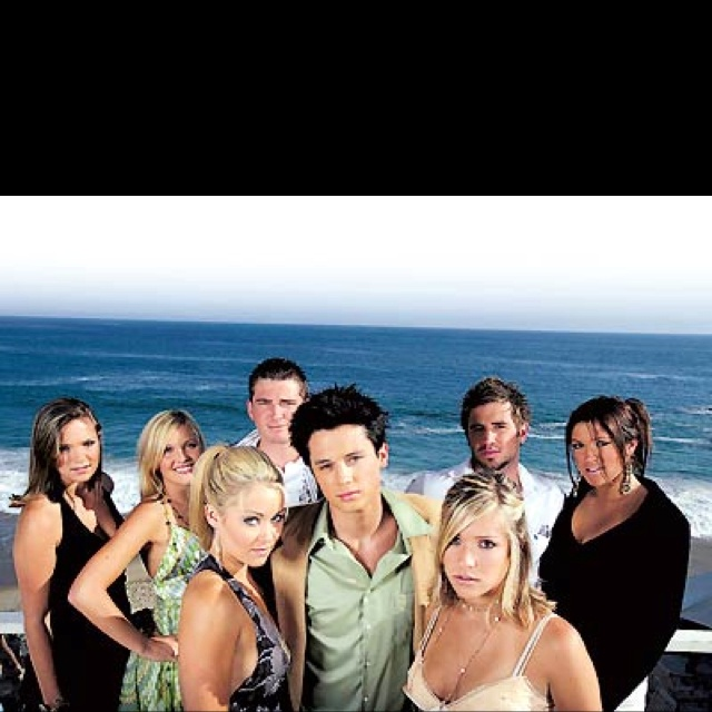 laguna beach, were we first fell in love with The Hills cast