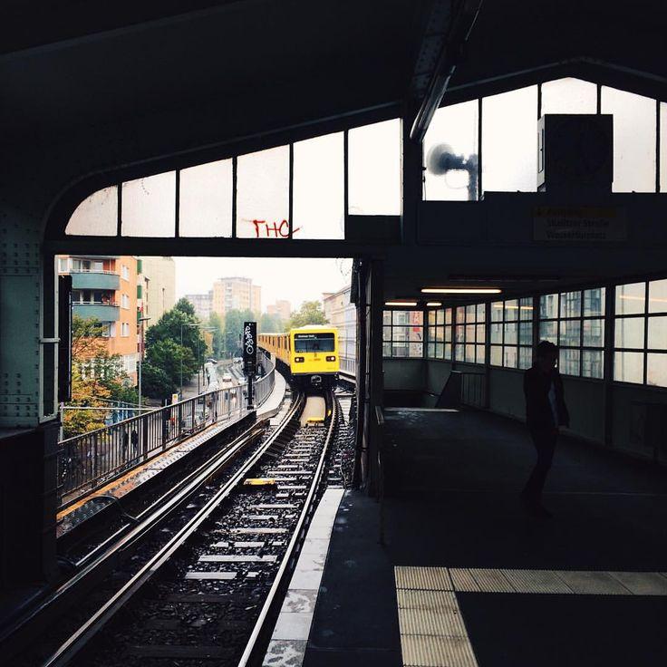 vispalberlin:   Kotti   #berlin #berlintensiv #igersberlin #ig_berlincity #weilwirdichlieben #killtheunderground #vscocam #diewocheaufinstagram  (hier: Kottbusser Tor)
