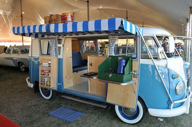 Cute VW Bus