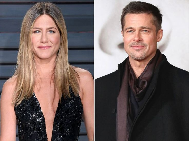 Brad Pitt and Jennifer Aniston Have Been in Touch Via Text: 'They Have Been Friends for a While,' Source Says