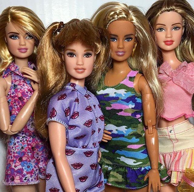 Pin De Irais Reyna En Barbie Dioramas