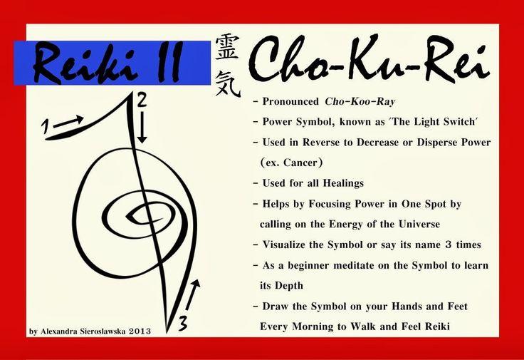 uncast stones: The First <b>Reiki</b> <b>Symbol</b>: Cho-Ku-Rei