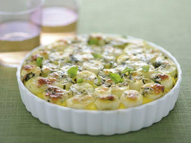 Reteta tarta de praz Aperitiv delicios #retetesanatoase