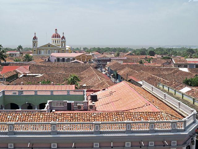 Granada, Nicaragua © Elodie Rothan