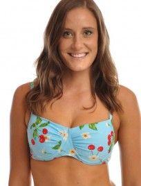 Bikini Bra - Cherry Jewel  | Sea Jewels