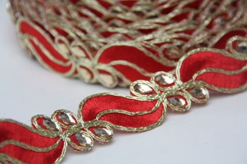 Online Sari Trim, Indian Trim, Embroidery Dres Trim , By The Yard,