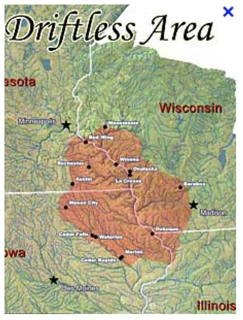 Was the Driftless Area Obama's Ace in the Hole?