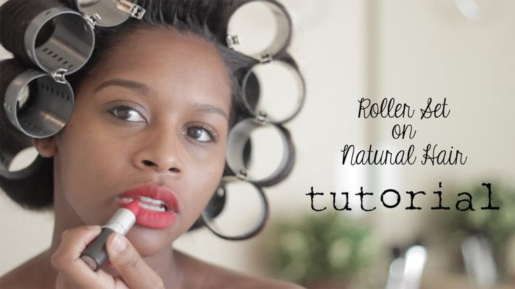 Hey Guys! Happy Friday! Here is my roller setting tutorial. I am using the same technique as my first roller setting video minus the saran wrap. I did not us...