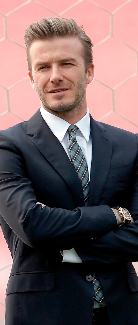 We are yet to see the book - How not to be David Beckham