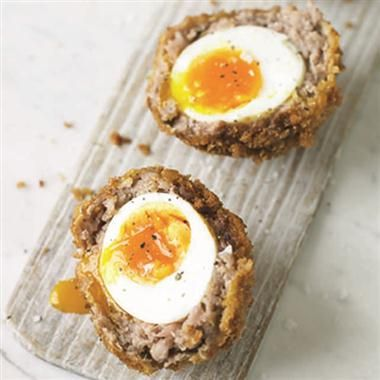 """We've decided that we're filing """"How to Make a Scotch Egg"""" under essential life skills."""