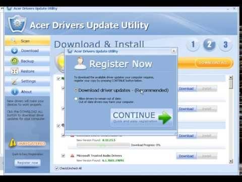 acer aspire one 722 drivers windows 7 64 bit