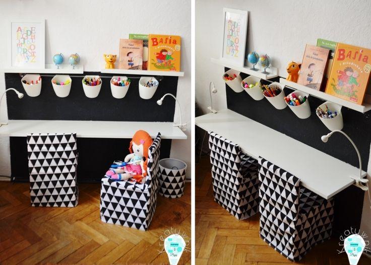 Desk for kids / Biurko dla dzieci