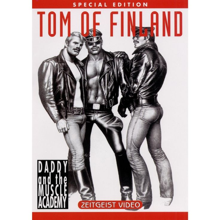 Tom of Finland: Daddy and the Muscle Academy (Special Edition) (dvd_video)