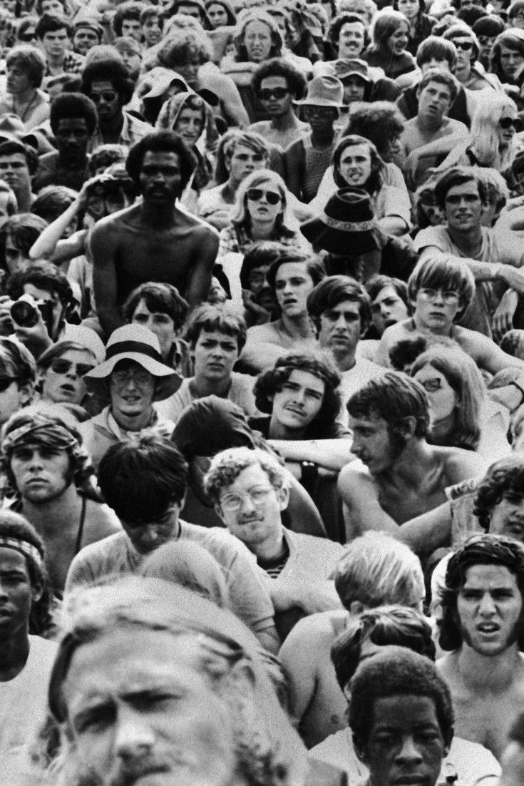 We All Need Some Of That Woodstock Peace And Love