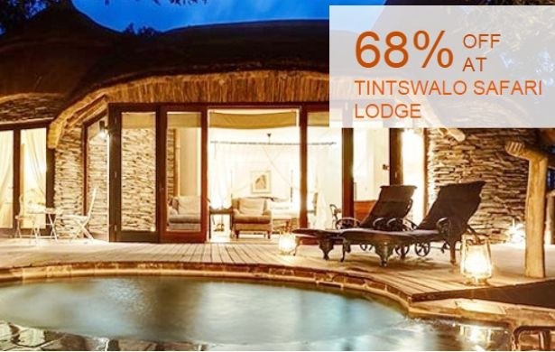 BushBreaks & More will ensure that even the most last minute bookings will have the opportunity to enjoy luxury safari lodges and game lodges in the Kruger National Park and Addo Elephant National Park.