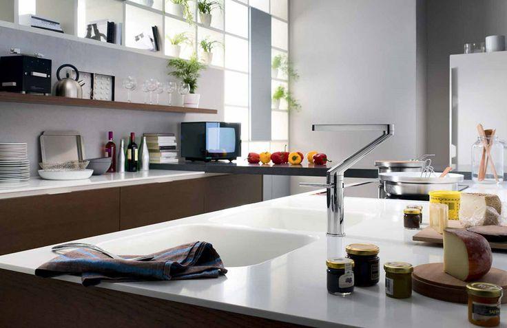 Oltre 10 fantastiche idee su rubinetti da cucina su pinterest - Rubinetti da cucina ...