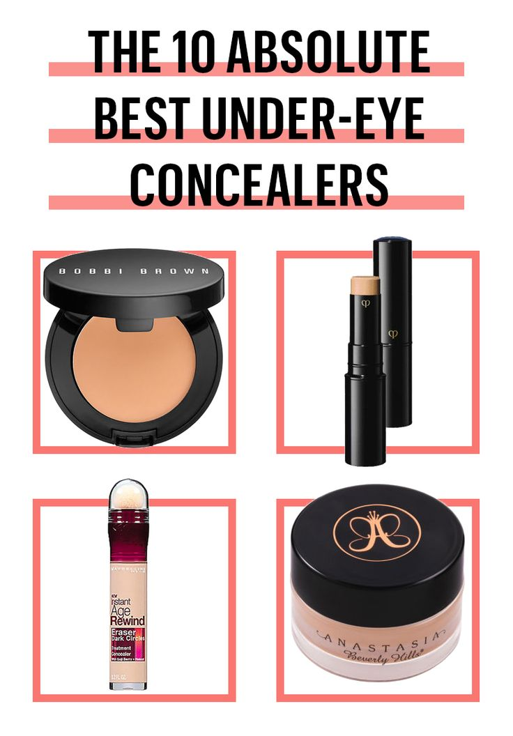 The 10 Absolute Best Under-Eye Concealers