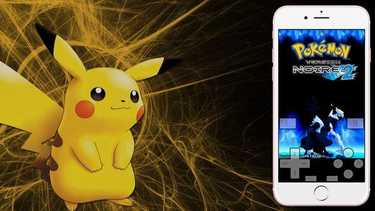 Comment obtenir l'émulateur Nintendo DS et Pokémon Version Noire 2 sur...