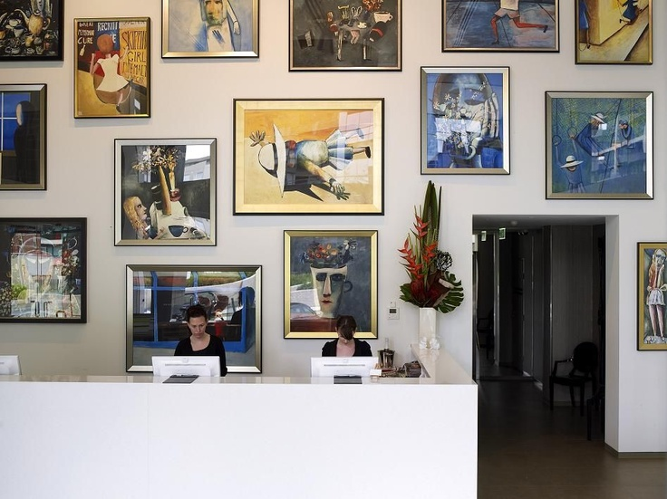 Live amongst the art when you stay at Art Series [The Blackman] on Australia's western coast in Melbourne.