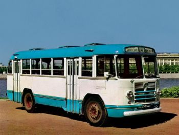 ЗиЛ 158В '1961–71