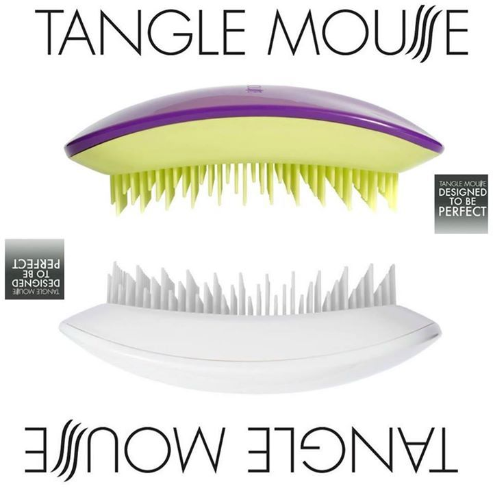 Tangle Mouse - Smart and Perfect! !    ❤  Find Here ➡ http://www.beautytestbox.com/catalogsearch/result/?q=tangle #beautytestbox #beautybox #beautytestboxeshop #excited #beauty #GreekEshop #hair #care #brush Tangle Mouse Greece La Rou Hair Cosmetics #love #smile #blogger #musthave #beautynew #BeautyGreece #TangleMouseBrush