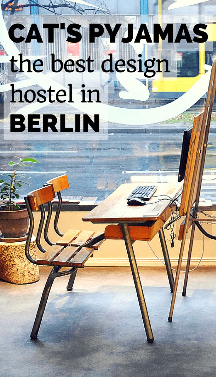If you're looking for the best hostel in Berlin, Neukölln, then you may have just found it. Well designed, great location, and cheap too.