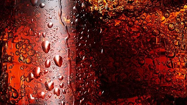 Your body thinks it's water.:10 Frightening Facts About Soda