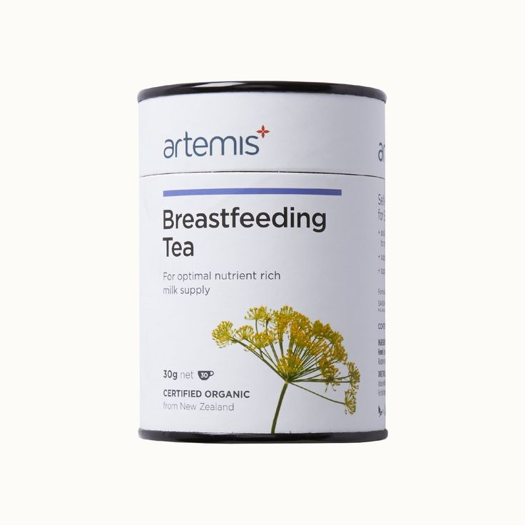Artemis Breastfeeding Tea | Nature Baby