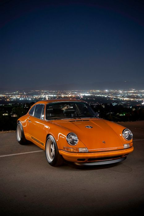 Singer Porsche CA. The best nine-eleven tuner in the world ever...