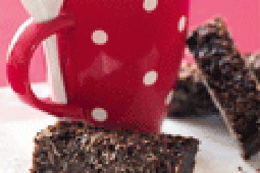 Chocolate oat flapjacks – Recipes – Bite