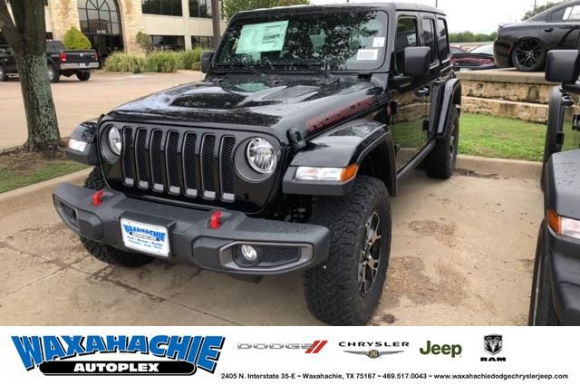 Come Check Out This New 2018 Jeep Rubicon At Waxahachie Autoplex