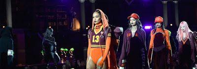 UNIVERSO PARALLELO: Collezione per l'autunno 2017 PUMA e Rihanna