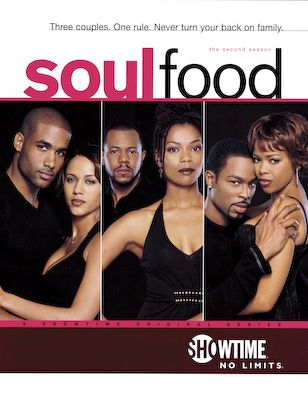 Boris Kodjoe, Nicole Ari Parker, Rockmond Dunbar, Vanessa Williams, Malinda Williams, Darrin Henson  Soul Food Cast