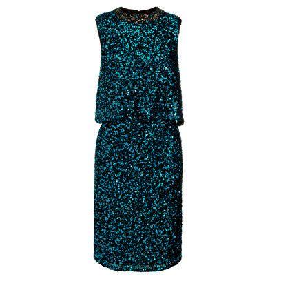 Monsoon Alea Sequin Dress