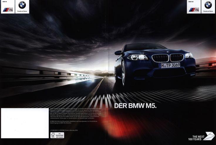 https://flic.kr/p/Smf1zA | BMW M5.  2016_1