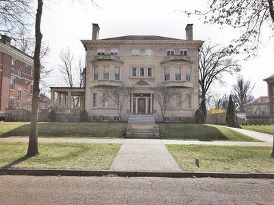 Vintage  Washington Ter Saint Louis MO