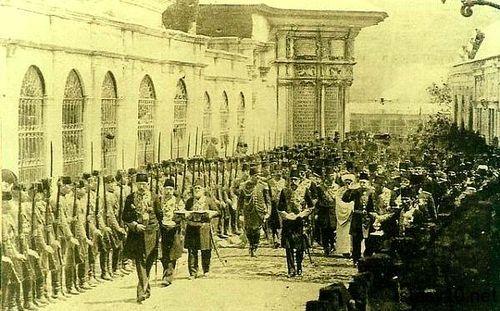 31 Ağustos 1918 – Vahdettin