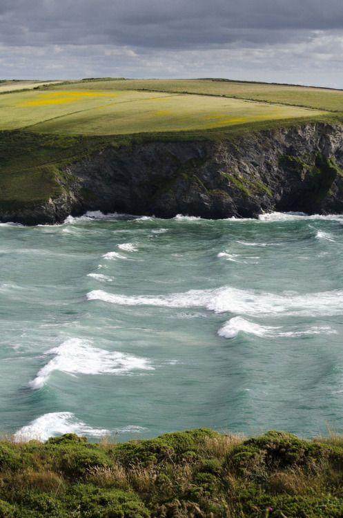 Cornwall, England by Milon Jamie