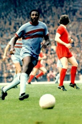 Clyde Best, Bermudian former Professional football player who played for West Ham United
