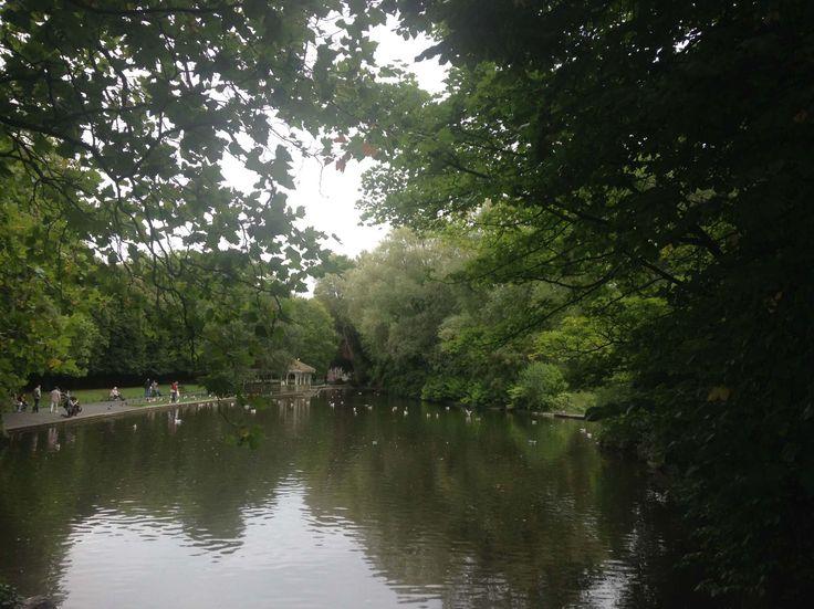 Parques en Dublin