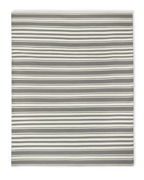 Faux Natural Stripe Indoor Outdoor Rug 9x12 Angora In 2018