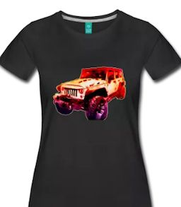 2017 Jeep Unlimited Mug! I need a Cuppa After that Vid from Suicide Squad! - Get Your own Jeep Mug like no other! And the Hoodie is a Premium keep you warm in the winter piece of goods! And the Men and Women's T-Shirts are Deluxe! - You gotta see these bewdies! ~;0)  Be sure to see the VivaChas Blog Post on the 2017 Jeep Unlimited Beast! I'll put a link down in the comments! Lots of great videos too! ~;0)